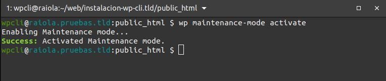 wpcli-configurar
