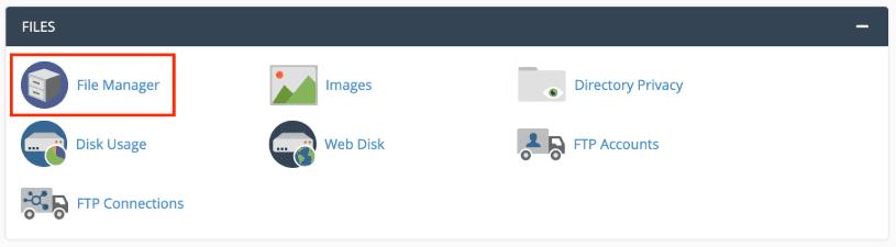 subir archivos Magento