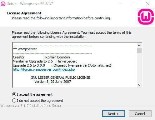 acuerdo-licencia-Wamp