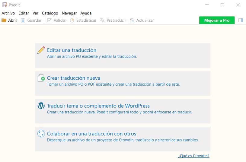Poedit: cómo traducir tus plantillas y plugins de WordPress