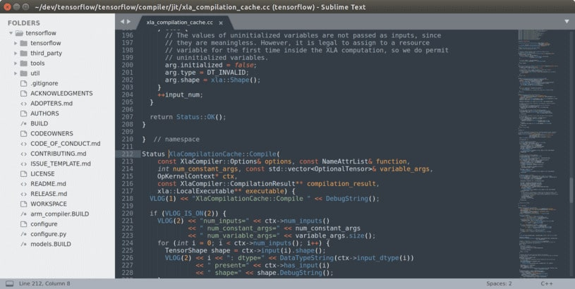 Sublime Text HTML