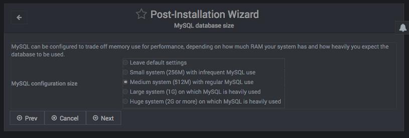 Configuracion inicial de virtualmin - paso 7