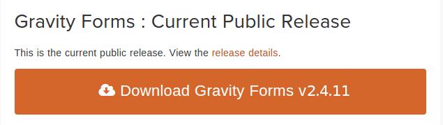 Como bajar Gravity Forms