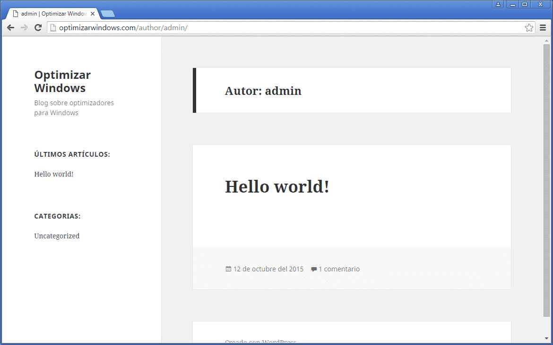 seguridad wordpress