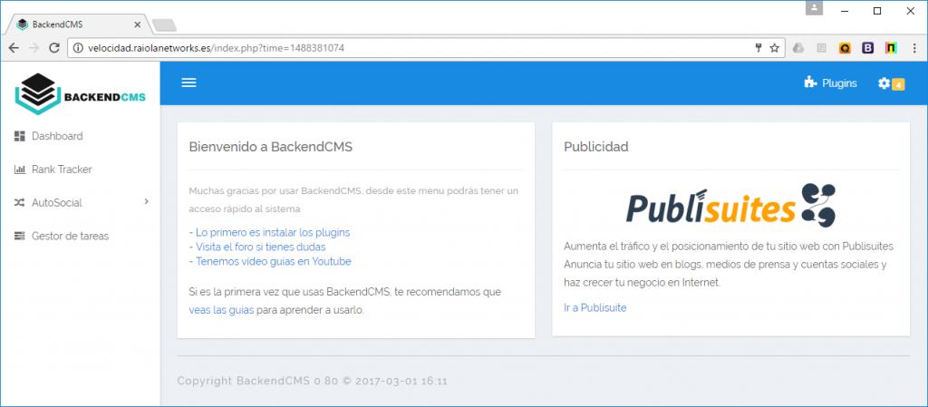 backendcms
