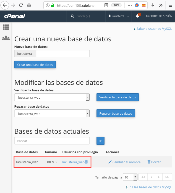 captura_cpanel_datos_bbdd