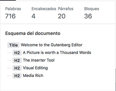 maquetador wordpress gutenberg