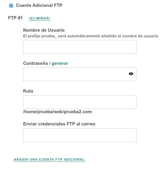 panel vesta nuevos usuarios FTP 3