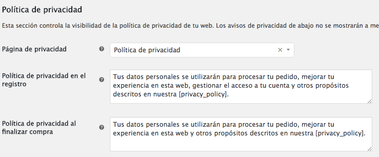 politica-privacidad-woocommerce