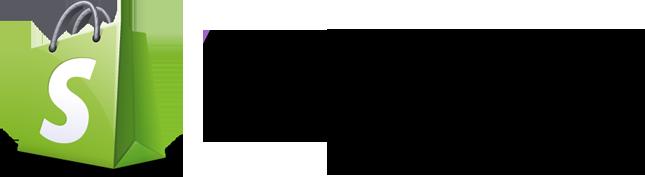 Logotipo de Shopify, la plataforma de comercio electrónico