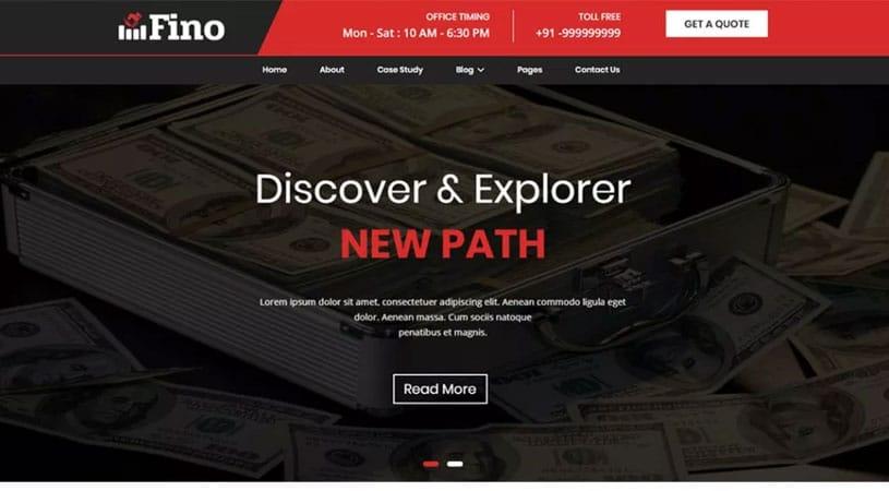 tema-portfolio-gratis-fino