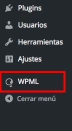 wpml wordpress